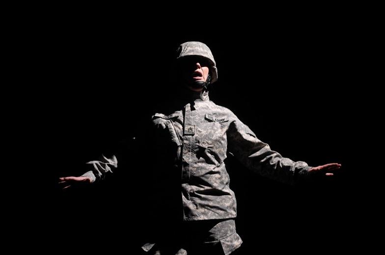 Pic Greg Macvean - 31/03/2017 - 07971 826 457 Mary Jane Wells's Heroine - Festival Theatre, Edinburgh